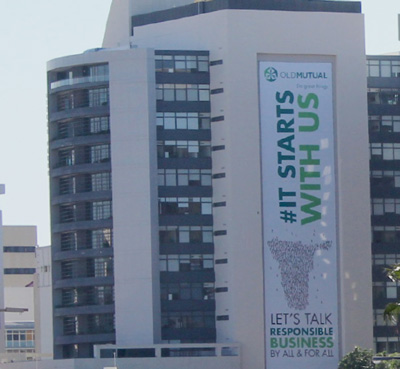 Old Mutual affords internship opportunities to 13 students