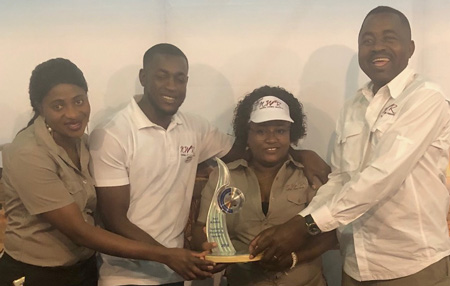 Wildlife Resorts scoops accolade at Ongwediva Trade Fair