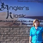 When the angling industry becomes your life line
