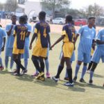 Omaheke U-17 eye Skorpion Zinc cup