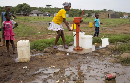 Southern Africa continues to be plagued by lack of access to water, sanitation and hygiene services – experts