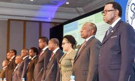 Four new presidents address SADC summit for the first time