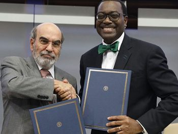 African Development Bank, FAO target agriculture investments to end hunger in Africa