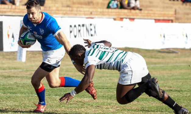 Welwitschias continue to dominate in the Rugby Africa Gold Gup