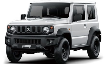 New retro Jimny consolidates Suzuki jeep design over 38 years