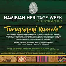 Heritage week slated for this month – locals encouraged to preserve cultural heritage through effective practices