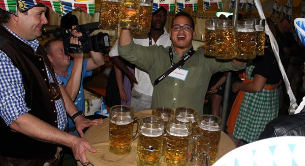 60th Windhoek Oktoberfest is here!