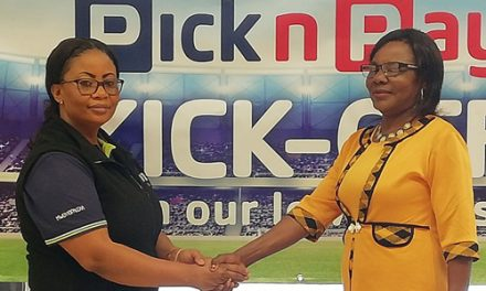 Pick n Pay's 'Kick Off' campaign ends in spectacular climax as Ondangwa resident walks away with N$50,000