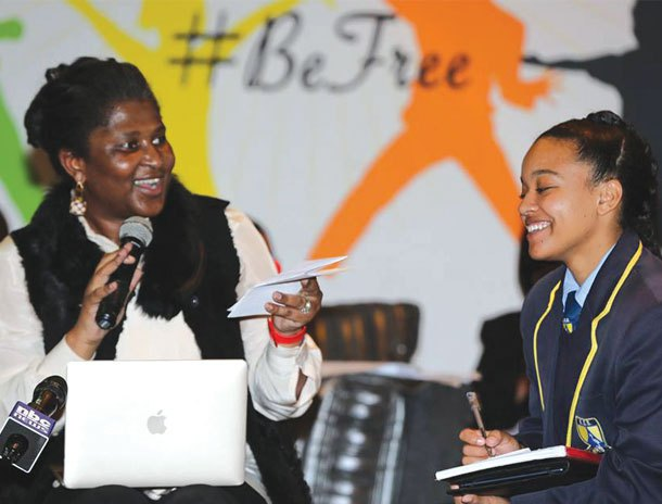 #BeFree movement to conclude with Otjozondjupa visit this week