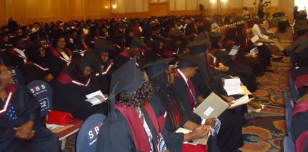 Southern Business School Namibia graduation to cap 270 students