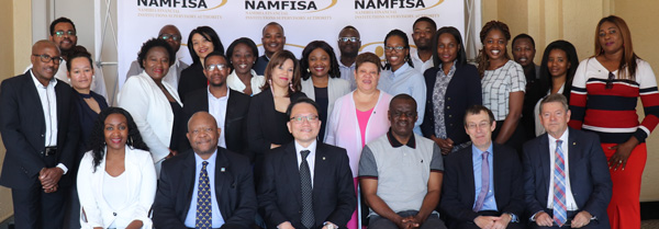 Financial Institutions Authority trained to enhance supervision and service delivery