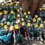 Urban youth reconnect to nature via Giraffe Conservation Foundation
