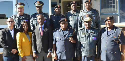 Nampol to provide aviation security at national airports