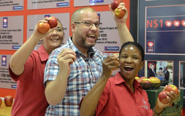 Local Cancer Apple Project recognised as a global innovative initiative for hope