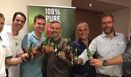 Breweries set their sights on lucrative German market with relabelled Windhoek Lager