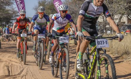 Miller, Steyn dominate Hollard's final gravel and dirt MTB marathon