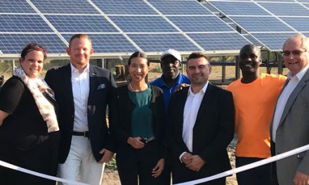Inaugurated photovoltaic storage system at Chobe Villas to downsize operational costs – Tourists won't be left in the dark
