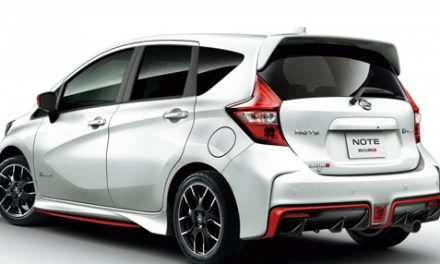 Punch packed Nissan Note e-POWER NISMO launched in Japan