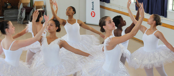 Students to showcase their ballet skills at the National Theatre