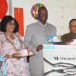 Harambee alleviates food crisis at Erongo State Hospitals