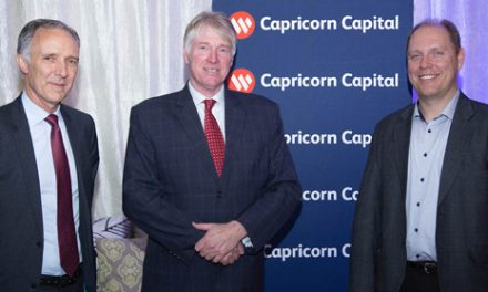 Capricorn Group's newly established corporate advisory firm launched
