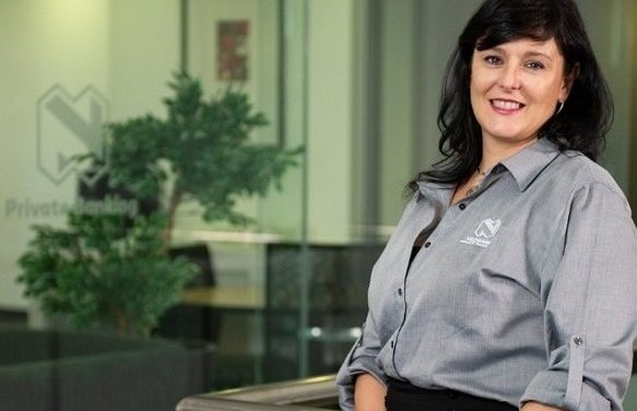 Head of Private Banking says there is much room for women in financial services