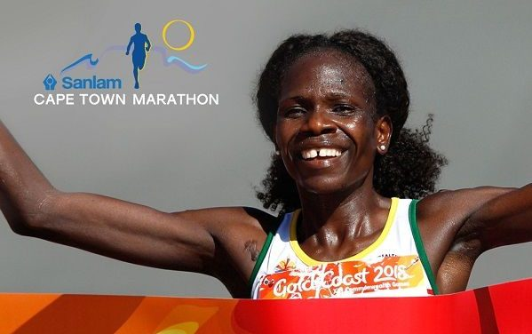Commonwealth champ off to Cape Town for this weekend's marathon with a firm view on gold