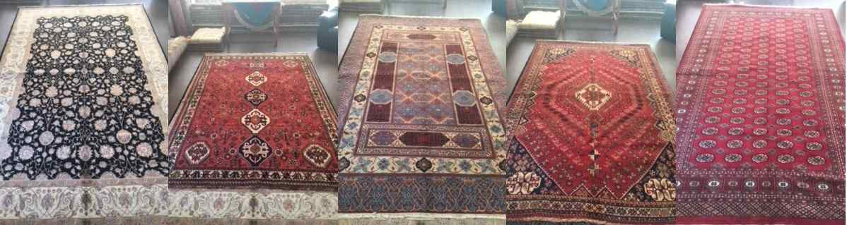Amir invades Windhoek again with an even bigger Persian carpet selection of only the finest quality and design