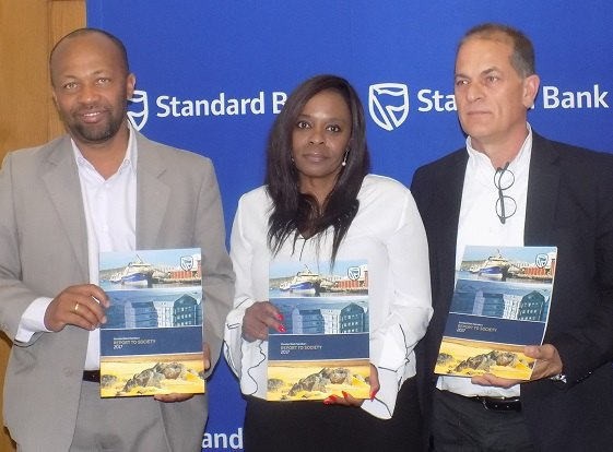 Blue Bank issues annual Sustainability Report for stakeholder consumption