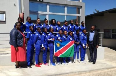Gladiators off to Cosafa Women Champs