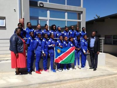 Gladiators off to Cosafa Women Champs