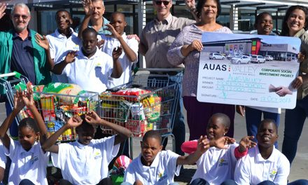 Weber Braai for Business Competition raises funds for Môreson Special School