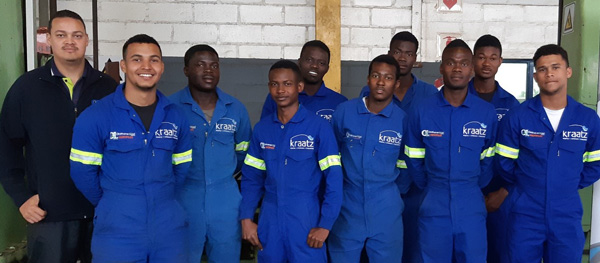 Kraatz Marine absorbs 9 more students under internship programme