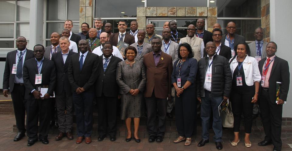 Science and technology ministers meet to discuss progress on Africa's sensitive radio telescope projects