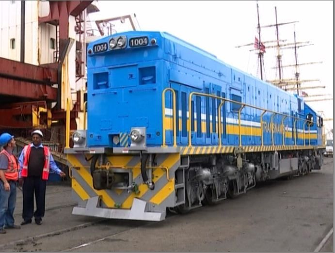 Windhoek-Rehoboth commuter train a necessity but not Windhoek-Hosea Kutako
