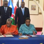 Namibia, Kenya agree to scale up cooperation in different fields