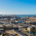 Namport's new container terminal now more that 85% complete