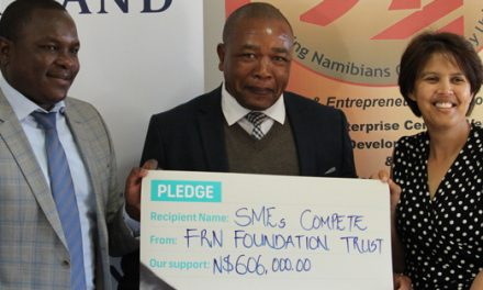 FirstRand Namibia Foundation continues to support SMEs Compete for mentorship