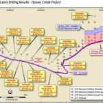 Higher grade cobalt mineralisation apparent at Celsius' Opuwo Mine
