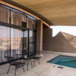 Graceful lodge opens in the Namib Desert