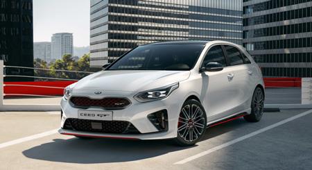 KIA unveils new high-performance Ceed GT