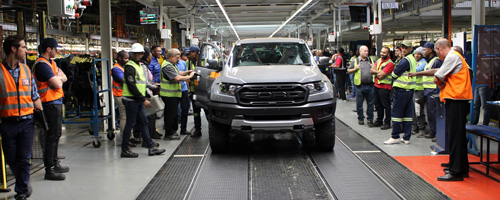 Ford Ranger Raptor launch set for first half of 2019