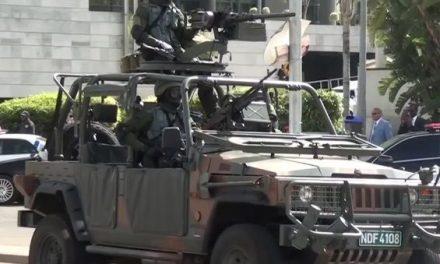 SADC militaries bivouac in Malawi for training regional peacekeeping force