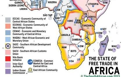 Infrastructure key to intra-African trade