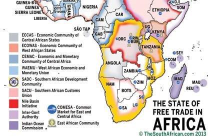 How to unlock Africa's US$3 trillion free trade opportunity