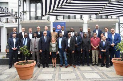 CAF General Secretaries Academy Seminar to improve governance