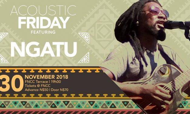 Shambo legend Ngatu to perform at Franco-Namibian Cultural Centre