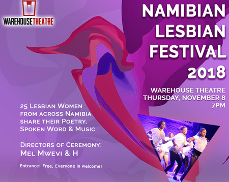 Lesbians celebrate life through creativity