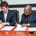 AB InBev Namibia and Agriculture Ministry sign water sustainability agreement