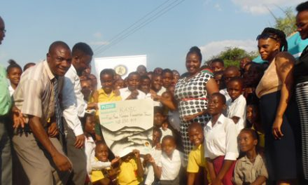 FirstRand brings change to the youth with much needed financial assistance